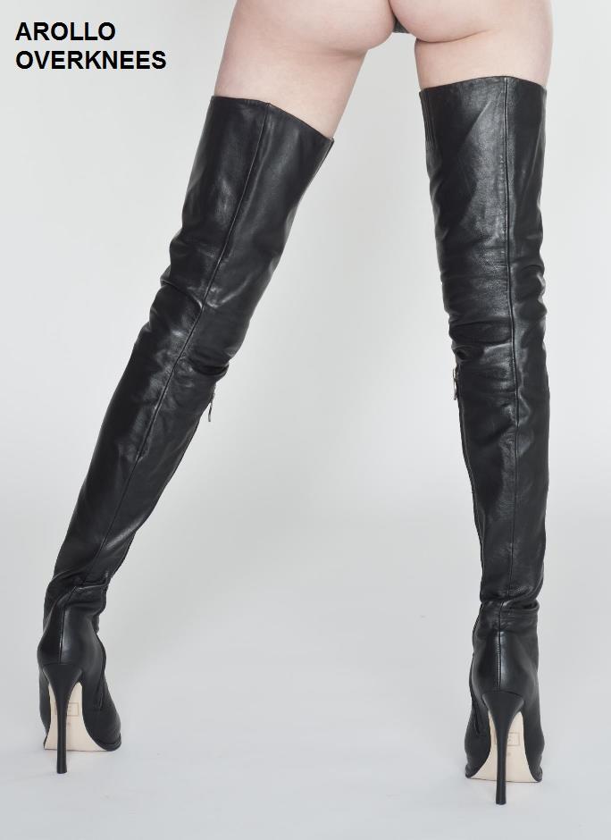 crotch thigh high boots