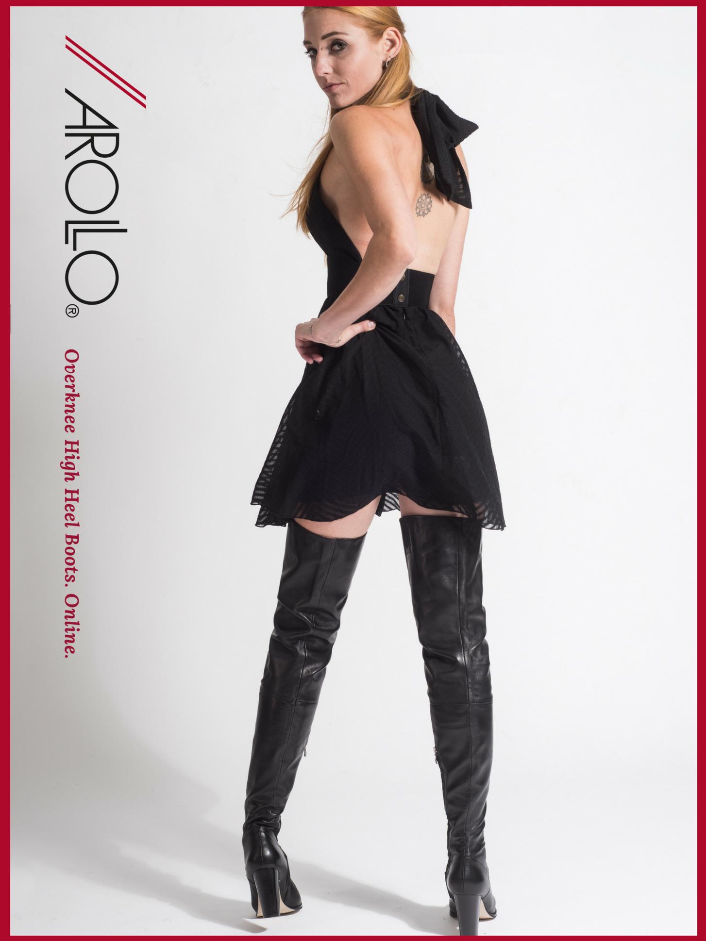 Thigh High Boots Victoria