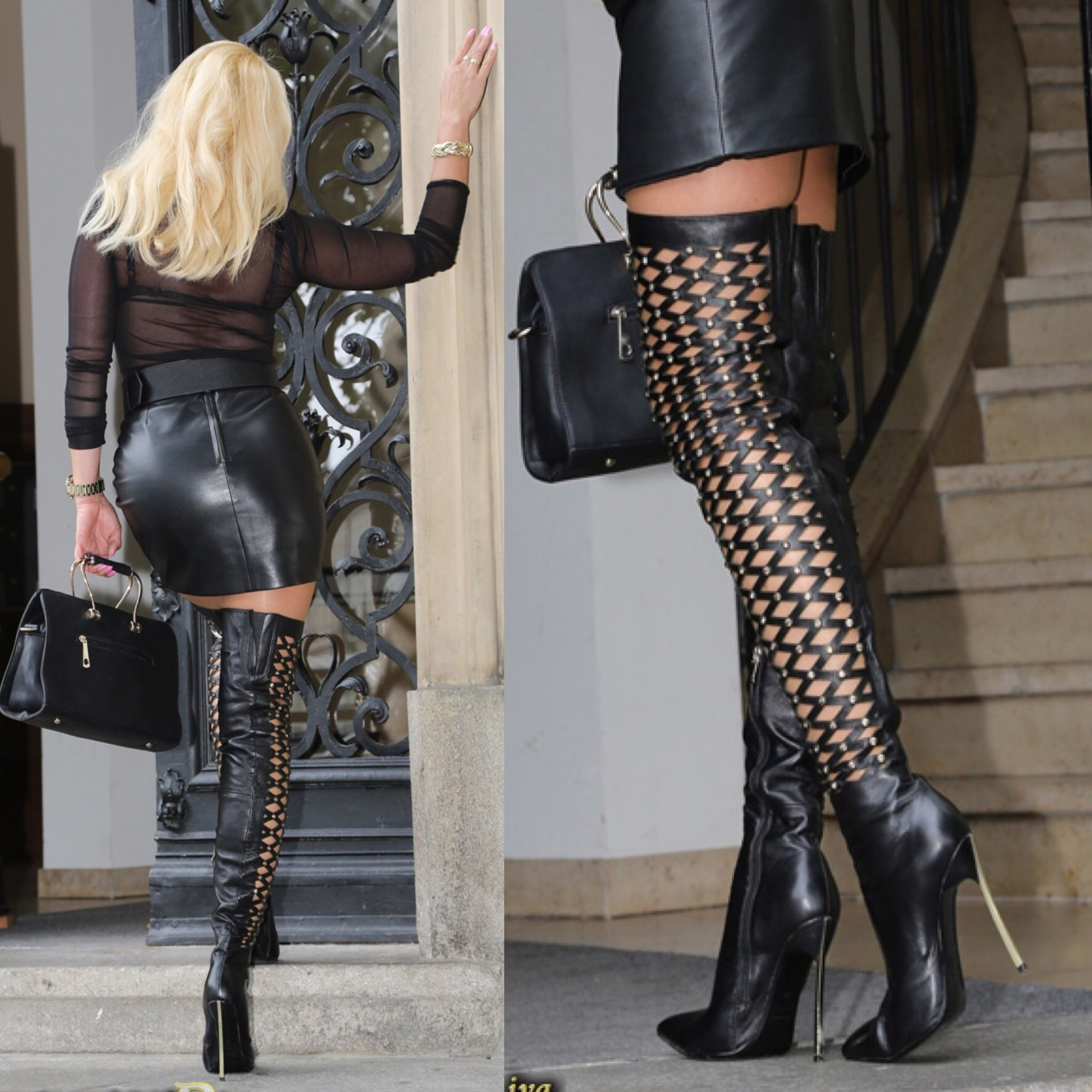 sexy high heel boots online store