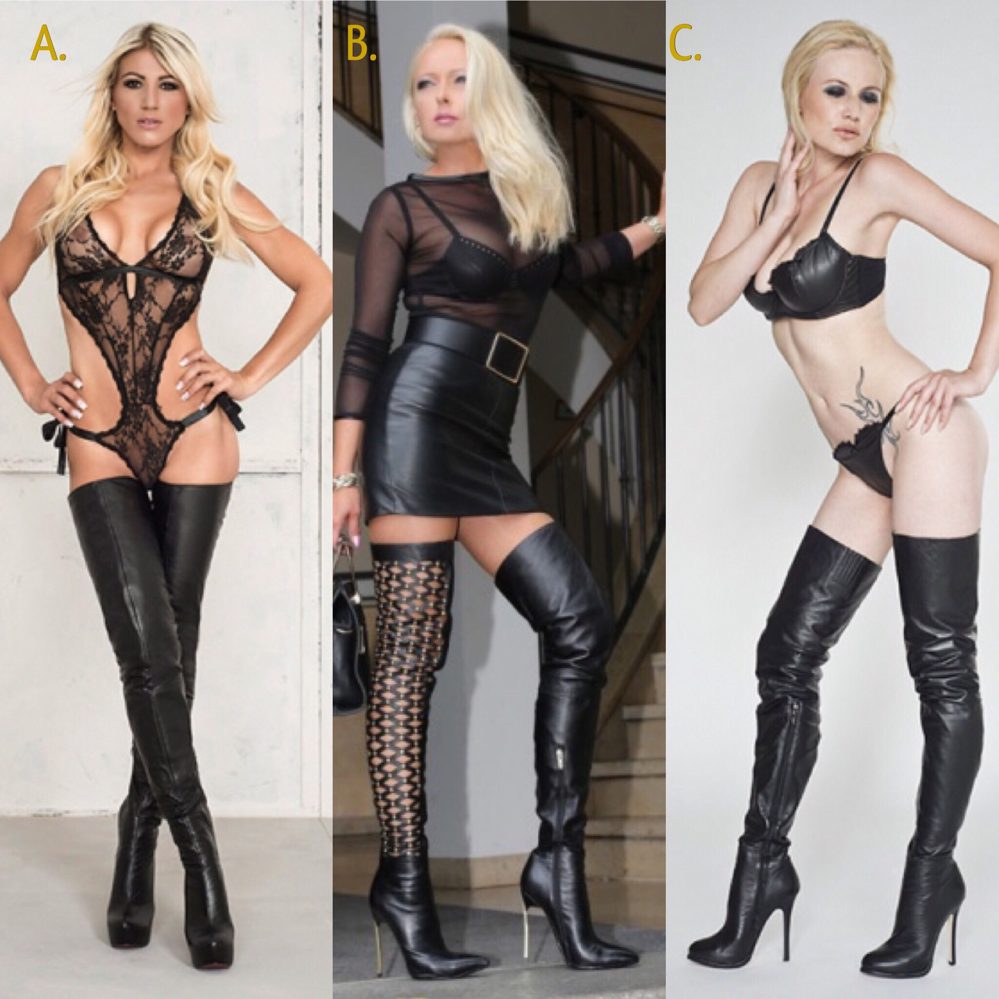 56125e790db2 Arollo Thigh High Boots online store » Blog Archiv WHO is your ...