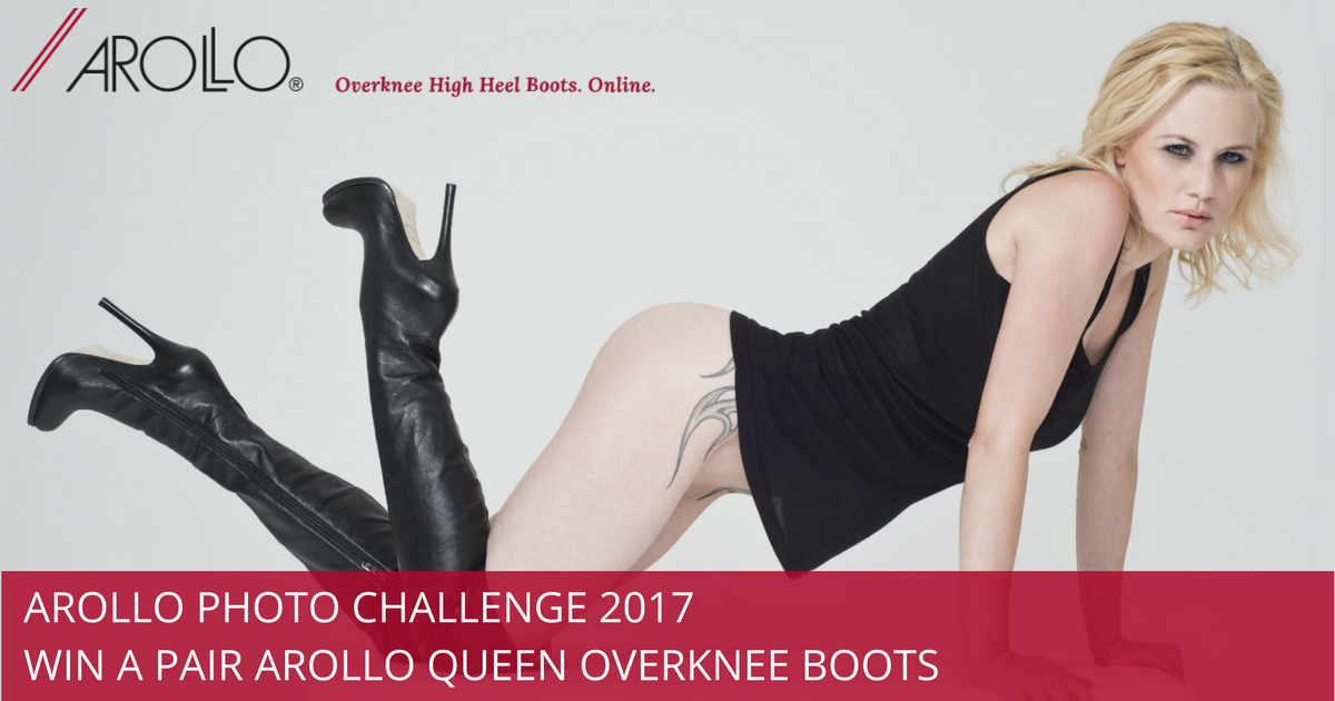 win arollo queen overknee boots