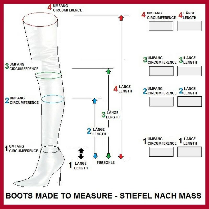 Arollo Thigh High Boots online store » Blog Archiv AROLLO Overknee ...