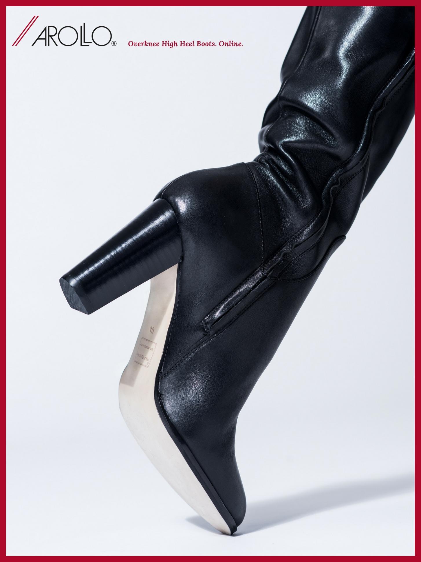 AROLLO Low Heel 9cm