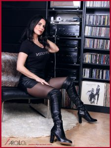 Arollo Thigh High Boots online store High Heel Archives