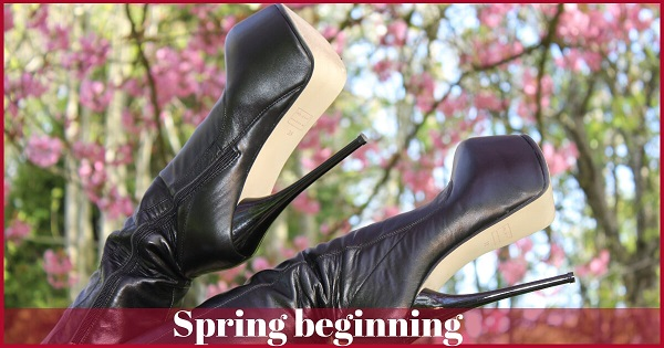 Spring beginning