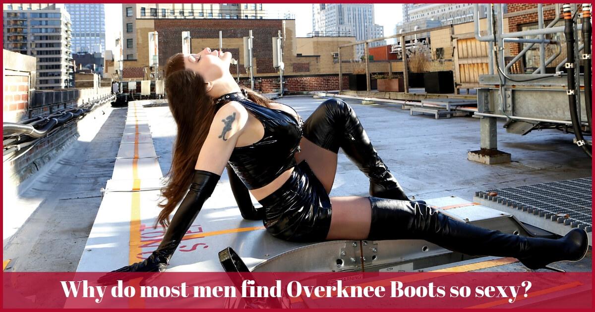 Sexy Overknee Boots