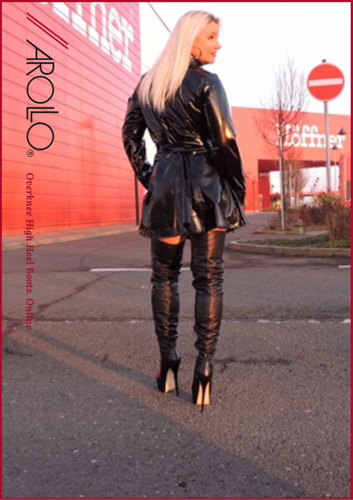 ANNA2 Boots by AROLLO
